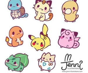 pokemon, psyduck, and cute image