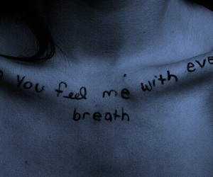 grunge, breath, and quotes image