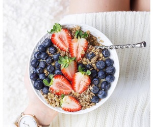 berries, cleanse, and food image
