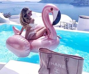 chanel, goals, and summer image