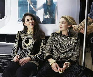 Kendall and gigi image