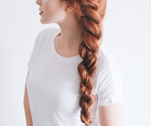 braid hairstyle, braid style, and hair goals image