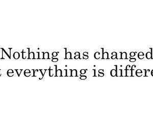 changes, different, and quote image