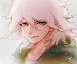 anime, komaeda nagito, and game image