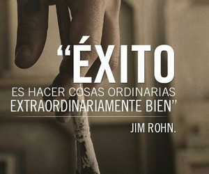 frases and exito image