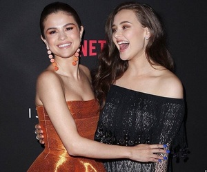 selena gomez, 13 reasons why, and netflix image