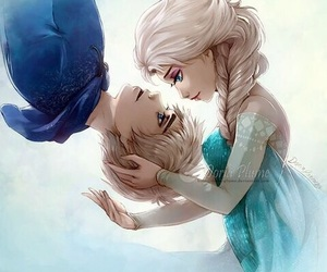elsa, jelsa, and frozen image
