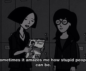 Daria, people, and stupid image
