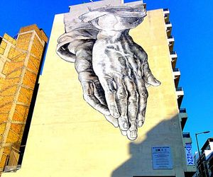 Athens, Greece, and hands image