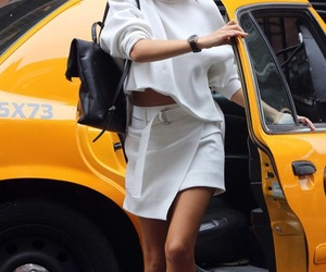 beautiful, dkny, and new york image