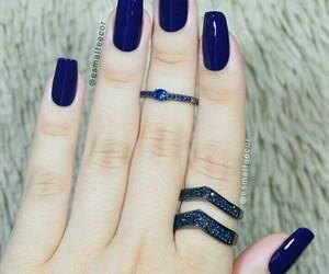 beautiful, Bleu, and fashion image