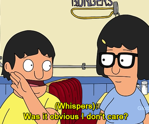 funny, bobs burgers, and quotes image