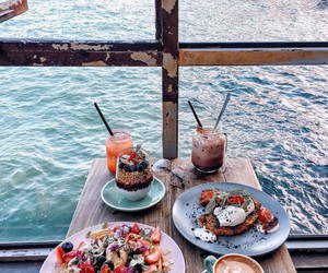 beautiful place, breakfast, and coffee image