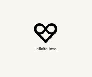 hear, Logo, and love image