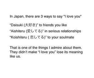 amor, frases, and japón image