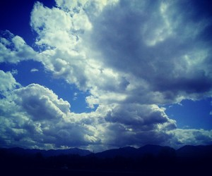 beautiful, cloud, and cloudy image