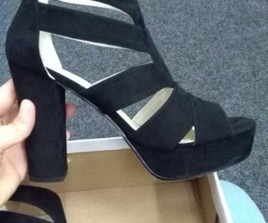 heels, Prom, and sandals image