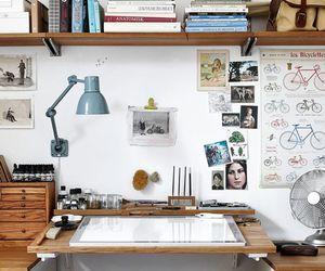 design, home, and desk image