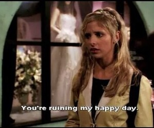 btvs, quote, and subtitles image