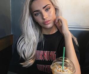 girls, models, and makeup image