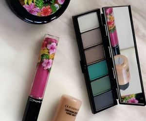 makeup and floral collection image