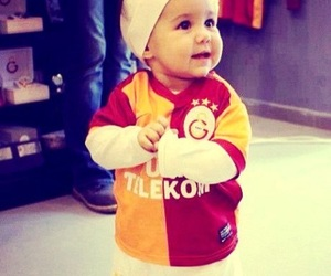 galatasaray, child, and cute image