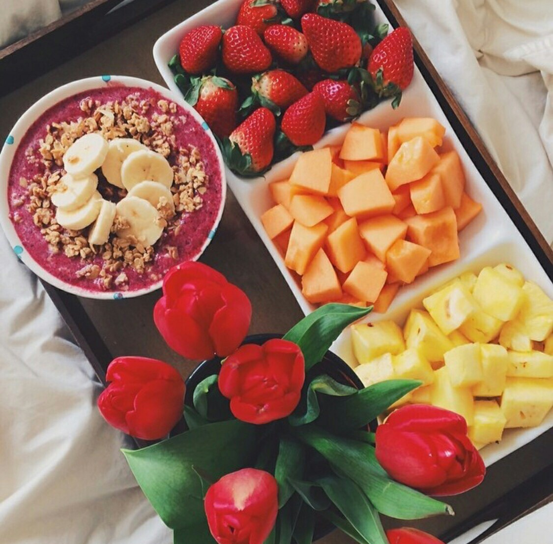 breakfast, foodie, and FRUiTS image