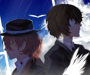 anime, boy, and bsd image