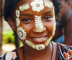 African, black is beautiful, and culture image