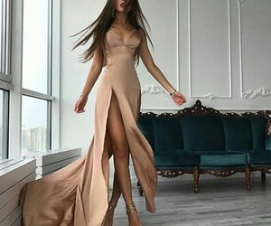 beauty, glam, and dress image