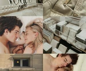 background, beige, and noora image