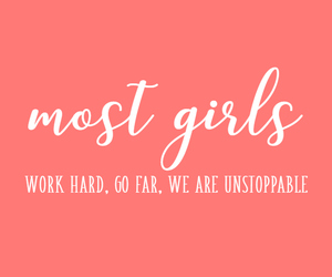 girls, pink, and quotes image