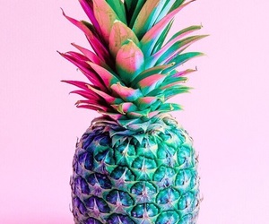 pineapple and pink image