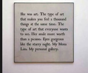 art, quote, and love image