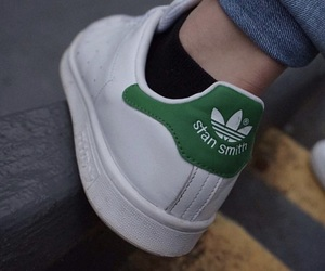 adidas, stan smith, and stan smith adidas image