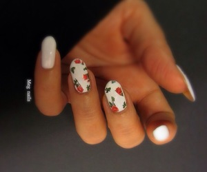 flowers, look, and moda image