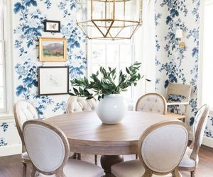 dining room, fashion, and home image