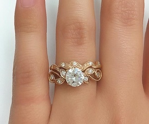 accessories and diamond ring image