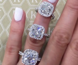 diamonds and rings image