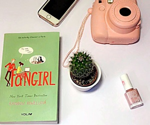 book, cactus, and fashion image