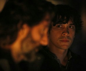 the 100 and bellamy blake image