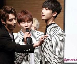 jun, Seventeen, and seunggwan image