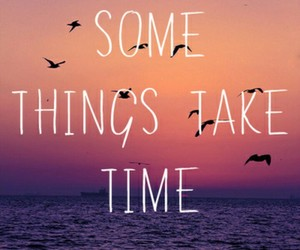 quote, time, and things image