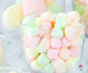 marshmallow and wallpaper image