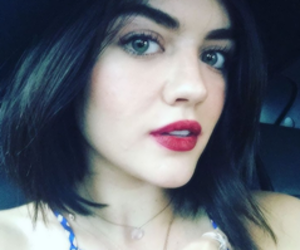 icon and lucy hale image