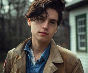 cole sprouse, boy, and riverdale image