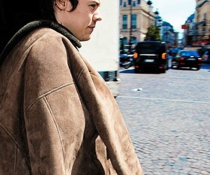 Harry Styles, style, and one direction image