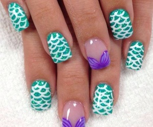 nails and ariel image