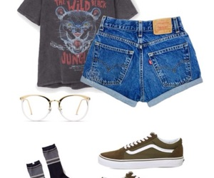Polyvore and shorts image
