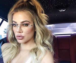 khloe kardashian, beauty, and khloe image